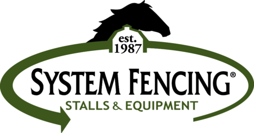 System Fencing Stalls & Equipment Logo